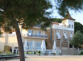 Hostal La Fosca, отель в Паламосе