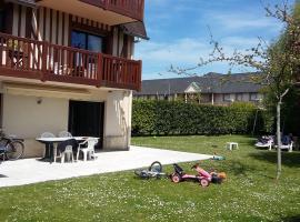 Les Manoirs, hôtel à Deauville près de: Polyclinique de Deauville