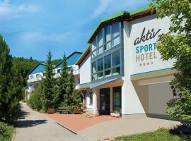 aktiv Sporthotel Sächsische Schweiz, Hotel in Pirna