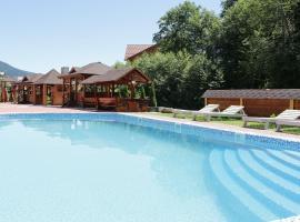 Villa Leku SPA Resort, hotel in Bukovel