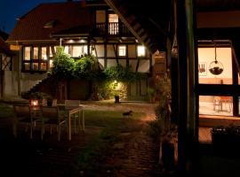 B&B Le Lodge, cabin in Bourgheim