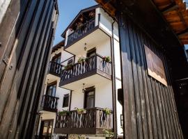 Topalovi Guest House, hotel with parking in Zlatograd
