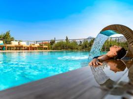 Elounda Spa Villa Crete - Ultimate Luxury Resort, hotel with pools in Elounda