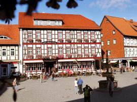 Ringhotel Weißer Hirsch, hotel a Wernigerode