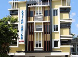 Asian Smile Hotel, hotel in Yangon
