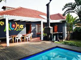 Aloha Lodge, bed & breakfast a Città del Capo