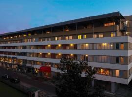 Hotel La Bussola, hotel in Novara