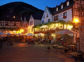 Hotel Restaurant Alte Stadtmauer, хотел в Байлщайн