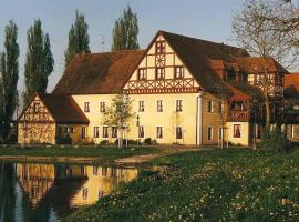 Gasthof Weichlein, hotel near Schloß Weißenstein, Wachenroth