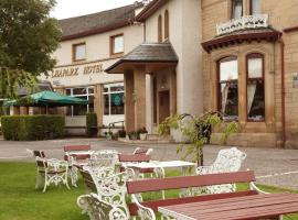 Leapark Hotel, hotel near Alloa Tower, Grangemouth