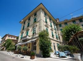 Hotel Corallo, hotel in Montecatini Terme