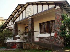 Casa de Academicos, bed and breakfast en Santiago