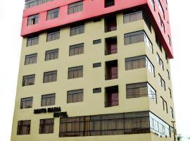 Hotel Santa Maria, hotel in San Miguel, Lima