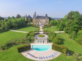 Domaine d'Essendiéras, hôtel à Saint-Médard-d'Excideuil