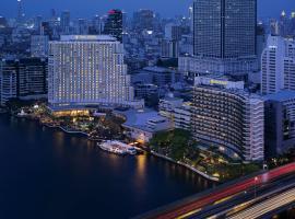 Shangri-La Hotel, Bangkok, hotel in Riverside, Bangkok