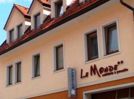 Penzion Le Monde, hotel v Bardejove