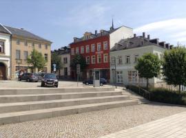 Pension Eberhart, hotel in Treuen