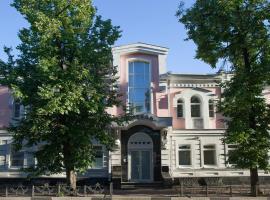 Отель Горки, отель в Нижнем Новгороде