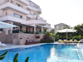 House Novalia, hotel with pools in Novalja
