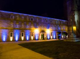 San Francisco Hotel Monumento, hotel in Santiago de Compostela
