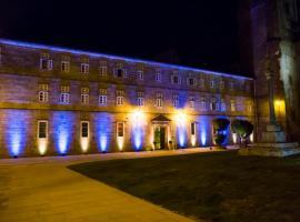 San Francisco Hotel Monumento, hotel cerca de FOGGA, Santiago de Compostela