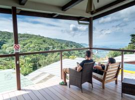 Camino Verde B&B Monteverde Costa Rica, hotel en Monteverde