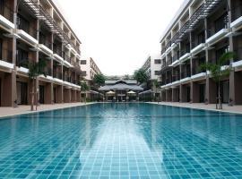 Summer Tree Hotel, hotel a Bang Na