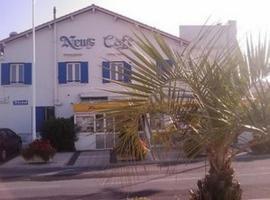 News Hotel, hôtel à Carnon-Plage près de: Aéroport Montpellier Méditerranée - MPL