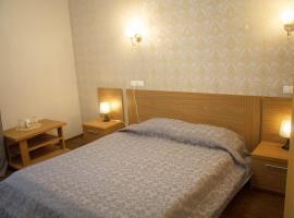 Hotel on Frontovaya 10, hotel near Konstantinovsky Park and Palace, Strelna
