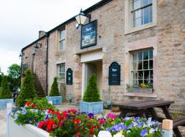 The Fleece Inn, hotel near Lancaster Forton Services M6, Shireshead