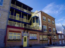Hotel Manoir des Remparts, hotel near La Promenade des Gouverneurs, Quebec City