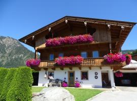 Anna's Appartement, Ferienwohnung in Alpbach
