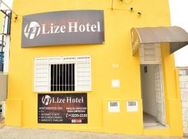 Lize Hotel, hotel near Museum of Image and Sound, Campinas