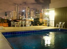 Hotel Latino, hotel in Panama City