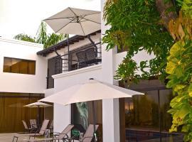 Pantanal Inn Hotel, hotel in Asuncion