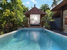 Villa Sukanta, hotel in Padangbai