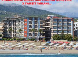 Monart City Hotel - All Inclusive Plus, hotel in Alanya