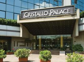 Starhotels Cristallo Palace – hotel w Bergamo
