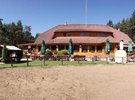 Paripa Csárda, magánszállás Debrecenben