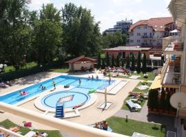 Boruzs Apartman, pezsgőfürdős hotel Hajdúszoboszlón