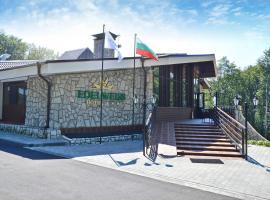 Хотел Еделвайс, хотел в Шипка