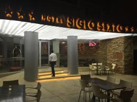 Hotel Siglo Sexto, hotel in Termas de Río Hondo