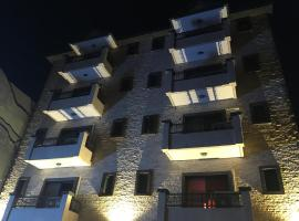 花蓮七星海酒店,大漢村的飯店