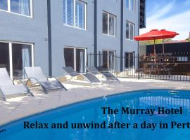 The Murray Hotel, hotel near Perth Convention and Exhibition Centre, Perth
