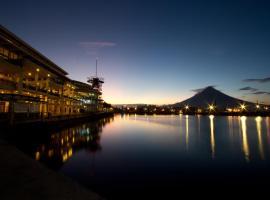 Ellis Ecotel, hotel sa Legazpi