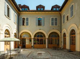 La Cordata Accommodation - San Vittore 49, serviced apartment in Milan