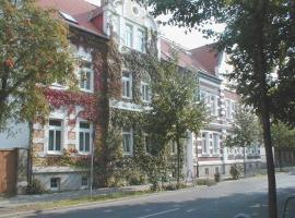 Hotel Zum Goldenen Löwen, pet-friendly hotel in Merseburg