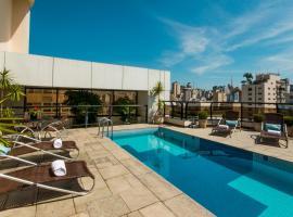 Transamerica Executive Jardins, hotel near Ciccillo Matarazzo Pavilion, Sao Paulo