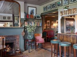 The Pheasant Inn, hotel near Wickham House, Hungerford