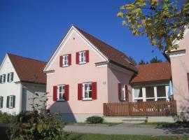 Ferienhaus Bad Waltersdorf, Hotel mit Whirlpools in Bad Waltersdorf